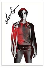 LAUREN COHAN THE WALKING DEAD SEASON 7 SIGNED PHOTO PRINT MAGGIE GREENE