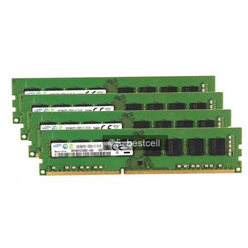 Samsung 2GB 4GB 8GB DDR2 DDR3 667//800//1333MHz 240pin Desktop DIMM Memory Ram Lot