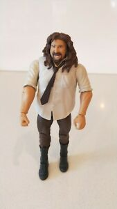 WWE-Wrestling-Mankind-Action-Figure-New-without-Tag-or-Box