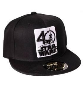 Gorra-Star-Wars-oficial-40eme-aniversario-Star-wars-coleccionista-cap