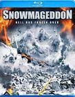 Snowmageddon 0013132563893 With Michael Hogan Blu-ray Region a