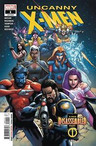 Uncanny-X-Men-V-5-1-10-Choice-of-Covers-amp-Issues-MARVEL-Comics-2018-NM