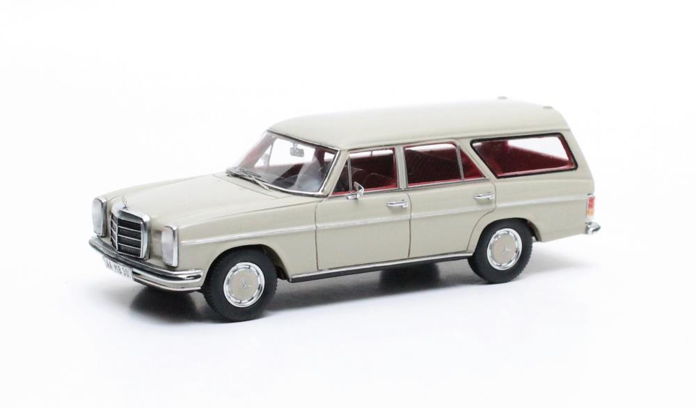 Mercedes Benz Binz Binz Binz W115 Kombi  Grey  1974 (Matrix 1 43   MX11302-011) 017a5a
