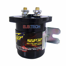 stinger sgp32 sr200 200 amp relay daul battery isolator stinger sgp32 power relay battery isolator 200 amp high current 12v applications
