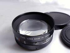 Yashica Yashikor Aux Telephoto 1:4 lens 55mm screw in type Y109 for Electro 35