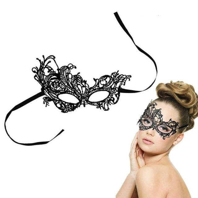 Masquerade Cosplay 4 Pack Masquerade Mask Womens Lace Eye Mask for Halloween//Valentines Carnivals