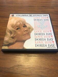 Doris-Day-Love-Him-4-Track-REEL-TO-REEL-Tape-7-1-2-IPS