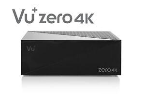 Details Sur Vu Plus Zero 4 K Dvb S2x Multistream Linux Hbbtv Uhd 2160p Recepteur Satellite