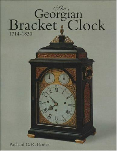 Georgian Bracket Clock 1714-1830