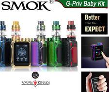 SMOK G-PRIV Baby 85W & TFV12 TC Top Vape Pen Mod Starter Kit E Cigarette UK 2ml