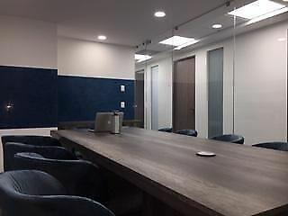 Preciosas oficinas a una calle de Polanco