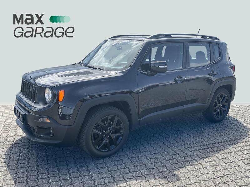 Jeep Renegade 1,6 Justice 5d