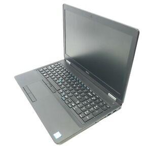 """Dell Latitude E5570 15.6"""" Laptop Core i5-6200U @ 2.30GHz 4GB DDR4 128GB SSD"""