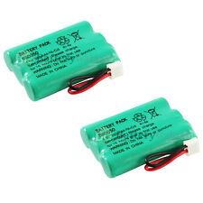 2 Cordless Home Phone Battery 350mAh NiCd for V-Tech 89-1323-00-00 Model 27910