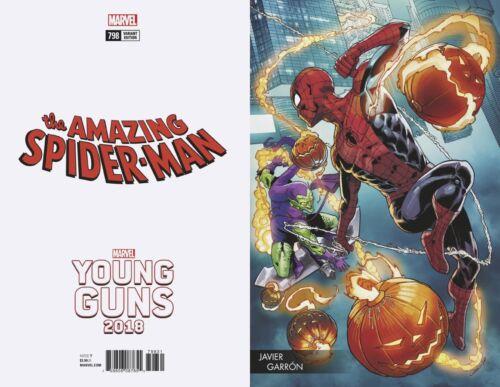 AMAZING SPIDER-MAN #798 GARRON YOUNG GUNS VARIANT LEGACY MARVEL NM