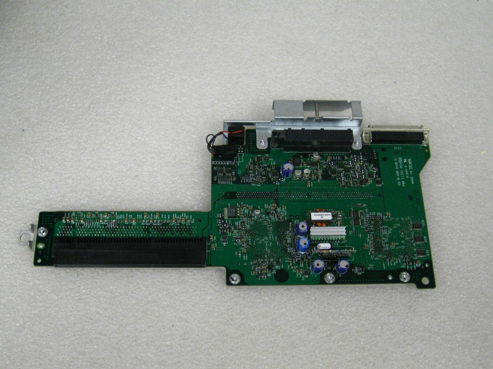 0w8228 Dell w8228 PowerEdge 1850 ROMB RAID RISER CARD BOARD Backplane PCI-X