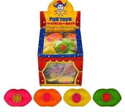 WHISTLE children plastic party bag filler toy kids stocking pinata