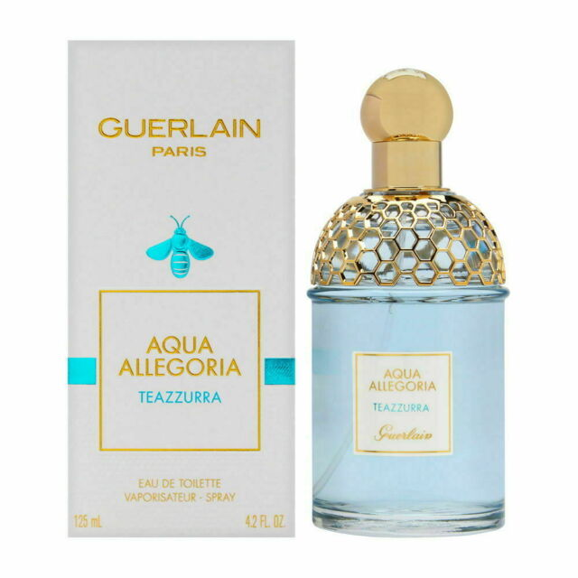 Edt Guerlain Women By Aqua 2 Allegoria Oz 4 Teazzurra Spray For IWDE9H2Y