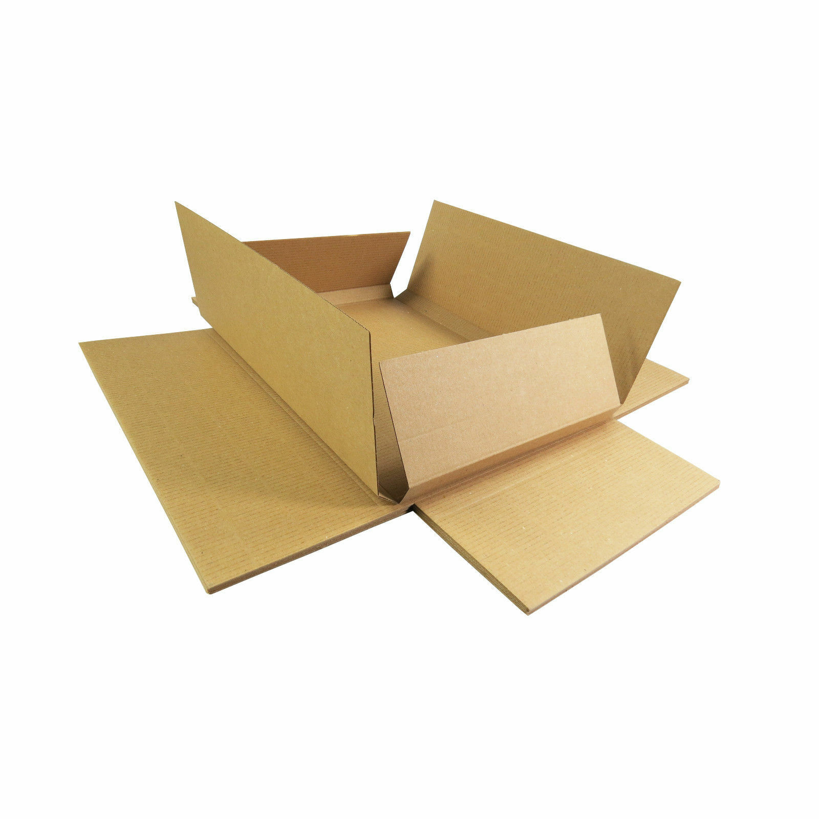 RM Large Letter Max Size Brown PiP Die Cut Cardboard Boxes C5 C6 C4