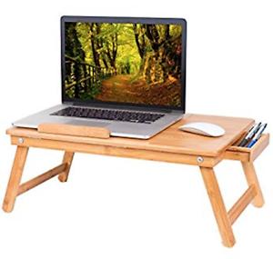 Laptop & Desktop Accessories Good New Multi-tasking Lap Tray Laptop Tablet Angled Stand Workstation Birdrock Home