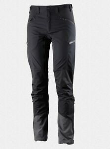d7d48f5b Lundhags Makke Pant Women's Black Elastic Womens Hiking Pants | eBay