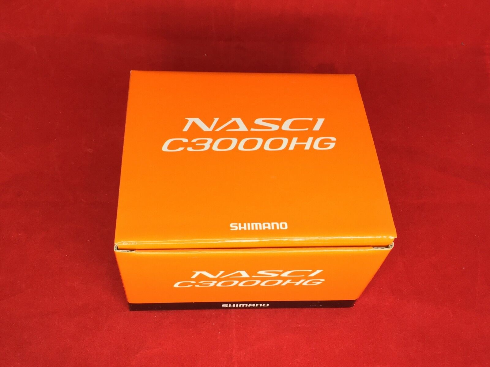 Shimano Mulinello 16 Nasci C3000HG Giappone Importazione