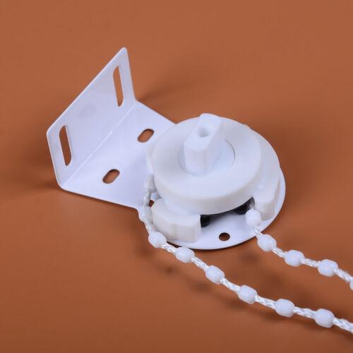 Roller blind Bead Chain Cluth Bracket 28mm//38mm Brackets Set Plastic//MetalRDFK