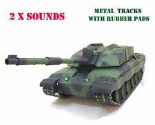 8cda0ba60771 Heng Long British Challenger 2 Pro Radio Remote Control RC Tank 1 16th 2.4G