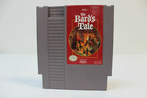 Bard's Tale,The - Nintendo NES Game Authentic