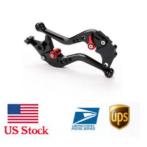 Long Brake Clutch Levers For Aprilia SHIVER//GT 07-14 DORSODURO 750 2008-2014 UE