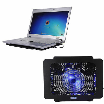 Dual-angle Adjustable Fan Cooler K16 USB Notebook Cooling Pad Laptop Radiator
