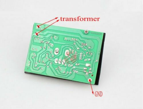 Panel Board for HAKKO 936 Soldering Iron Station 907 A1321 Core B Controller