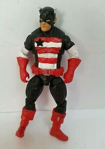 CAPTAIN-AMERICA-First-Avenger-4-034-Action-Figure-Toy-Marvel-Comics-Hasbro-2011