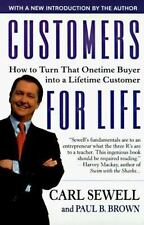 Customers For Life: How To Turn That One Time Buyer Into A Lifelong Cu-ExLibrary