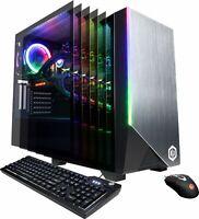 CyberPowerPC Gamer Supreme Desktop (Ryzen 7/16GB/240GB SSD & 2TB)