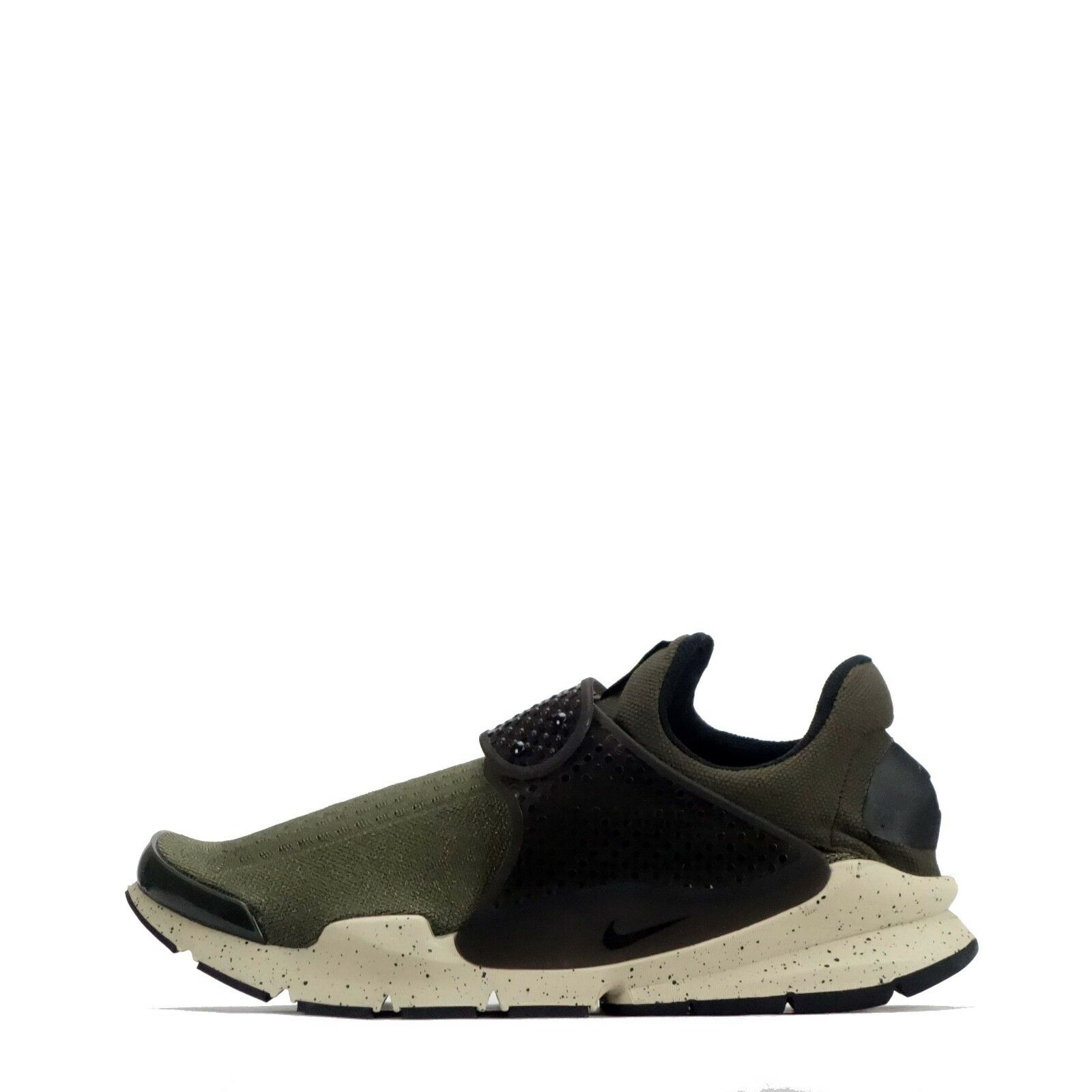 Nike Sock Dart Mens Unisex Slip On Trainers shoes Cargo Khaki