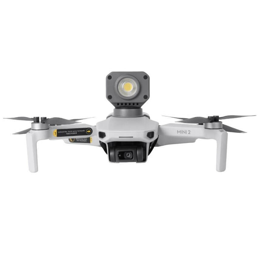 3 Adjustable Mode Night Flying Light & Mounting Bracket for DJI Mini SE