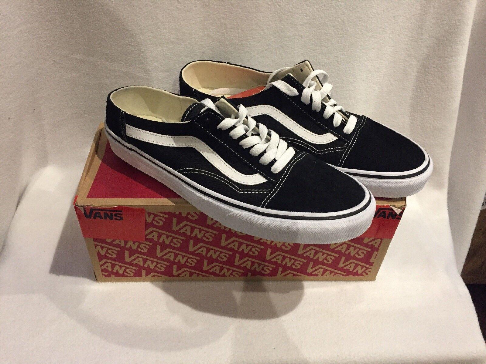 Vans Ua Old Skool Mule shoes Size  Brand New