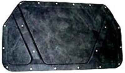 1971-74 Dart Demon Duster A Body Hood Insulation Pad with Clips