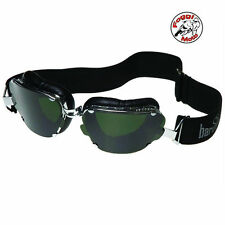 BARUFFALDI INTE 259 GOGGLES BLACK, GREEN/SMOKE LENSES 105131 *FREE UK DELIVERY!*