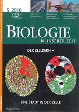 Biologie in unserer Zeit BIUZ, Heft 5/2016: Der Zellkern +++ wie neu +++