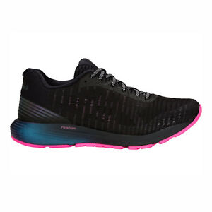 Asics-Dynaflyte-3-Lite-Show-1012A128-001-Women-Running-Shoes-Black-Hot-Pink