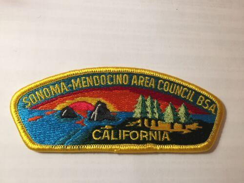 MINT CSP Sonoma-Mendocino Area Council California S-4