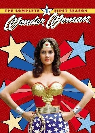 Wonder Woman : Season 1 (DVD, 2005, 4-Disc Set) REGION 1, Lynda Carter