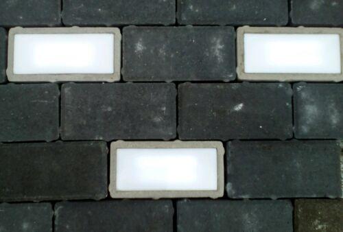 beleuchtete Pflastersteine Bauanleitung sofort per Mail Bodenbeleuchtung LED
