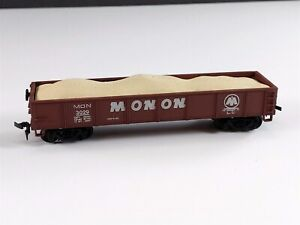 AHM-Monon-42-039-w-Load-Gondola-MON-3029-HO-Scale