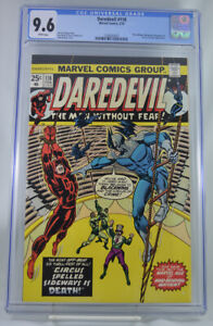 Daredevil-118-CGC-9-6-White-Pages-1974