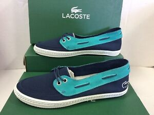 Lacoste Laboni Eu 4 Women's Size 3 Lace Sneakers Up Plimsolls 37 Uk UwpBfqRw