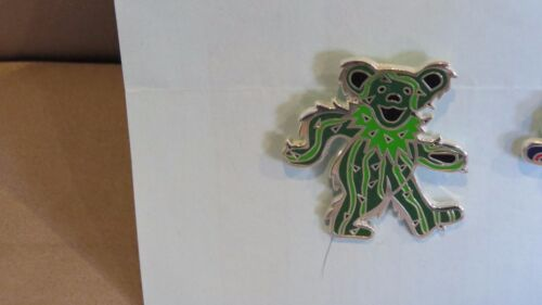 Phish Grateful Dead SET OF 4 LIMITED EDITION metal pins