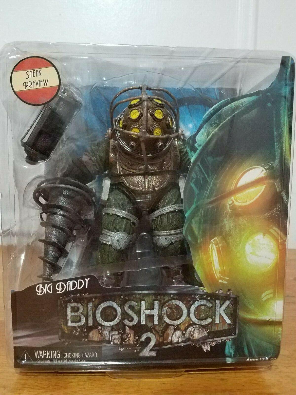 [nuevo] NECA Big Daddy Ultra Deluxe Figura de acción (Bioshock 2)
